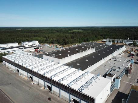 Miksi investoida Suomen teollisuuteen >20% liikevaihdosta vuodessa?