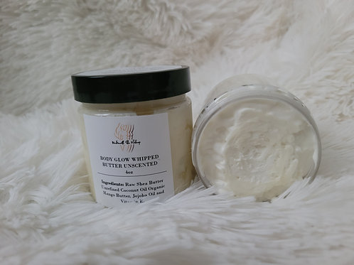 Body Glow Whipped Body Butter