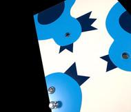Decorated door - Polardorren