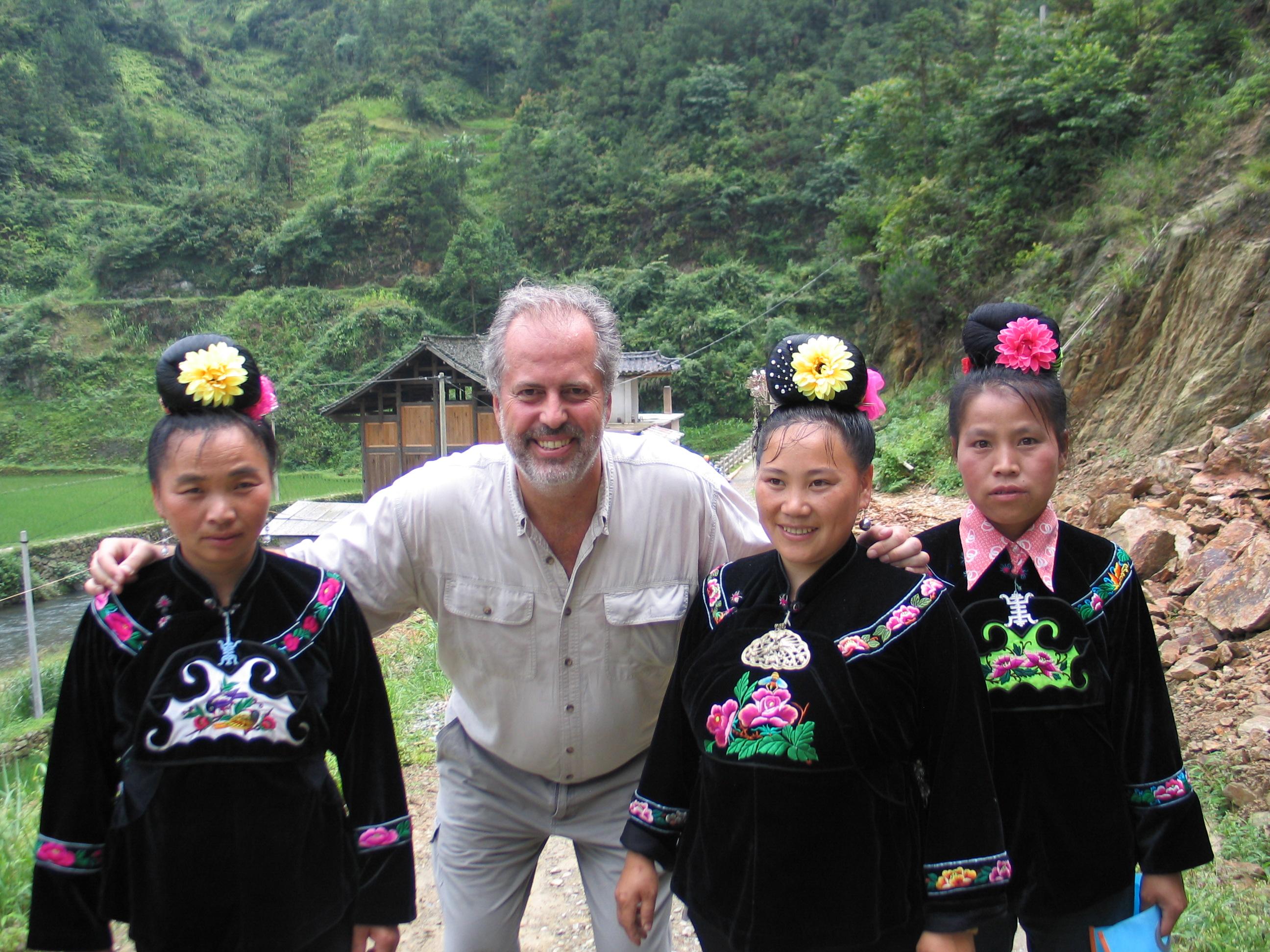 Miao's region- China