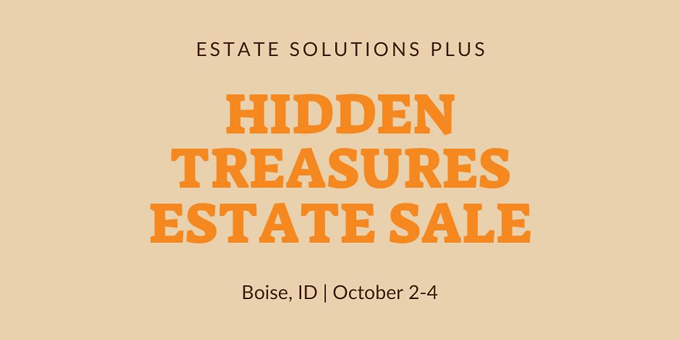 Hidden Treasures Estate Sale