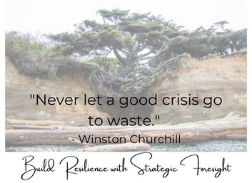 Build Resilience with Strategic Foresight