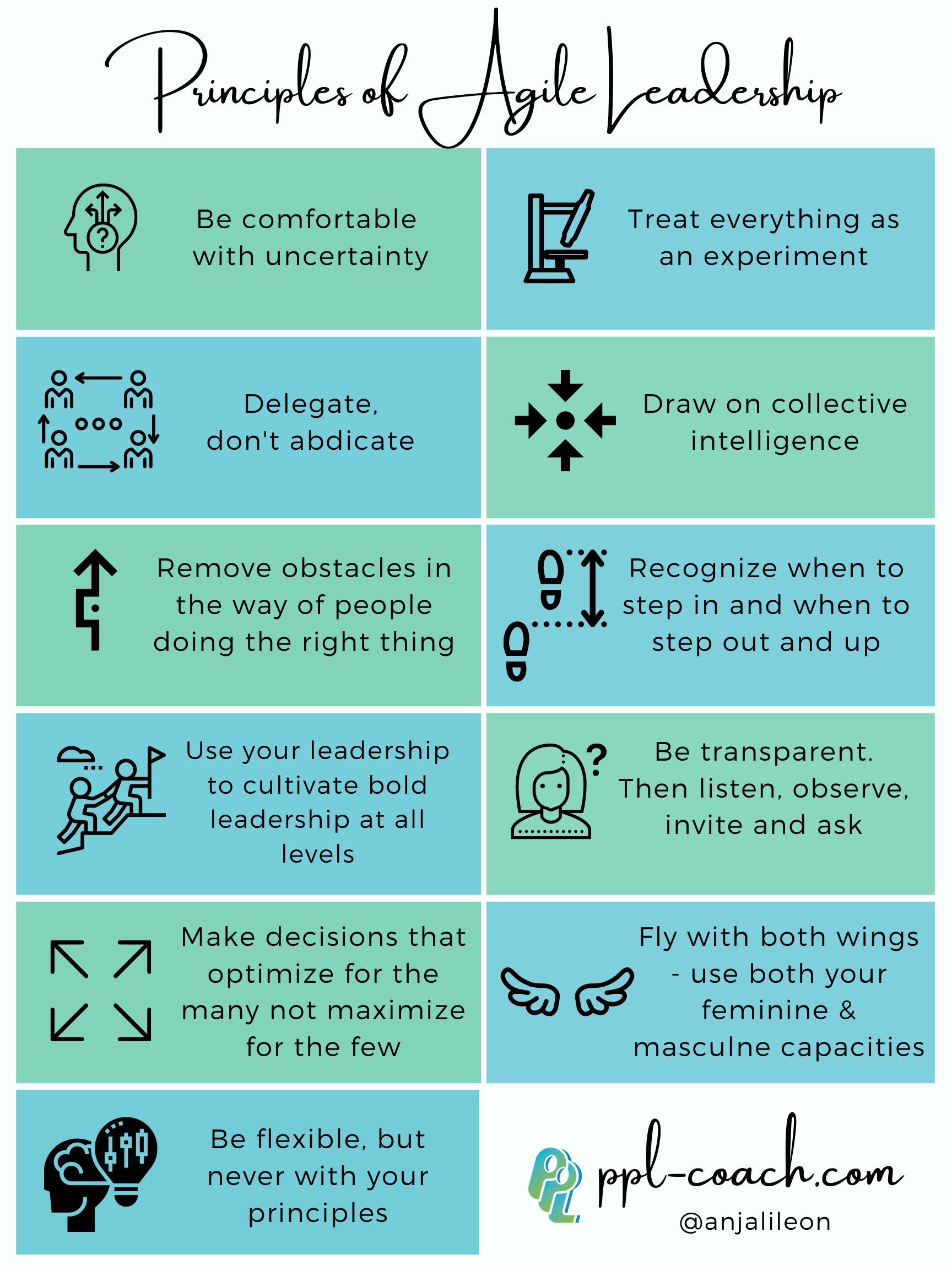 PrinciplesofAgileLeadership