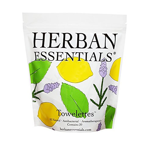 MIXED BAG ESSENTIAL OIL TOWELETTES