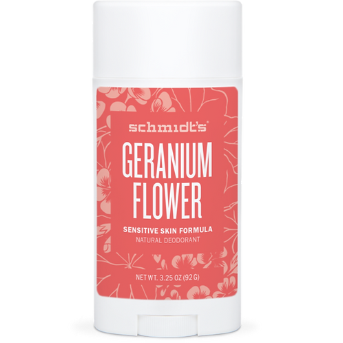 SCHMIDT'S GERANIUM FLOWER (sensitive skin formula)