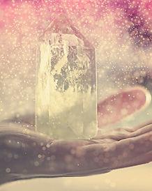 quartz crystal, energy medicine