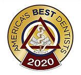 Americas best Dentist Logo 2020