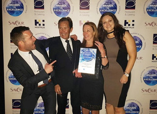 Restaurant & Catering Product Supplier of the year