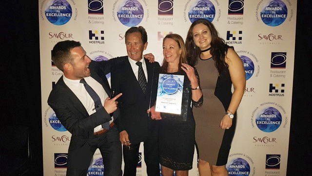 Restaurant & Catering Supplier Winner 2017