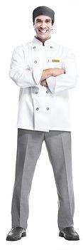 Qualified Chef uniform