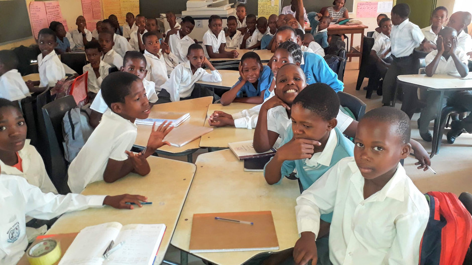 How covid-19 is affecting the performance of students in Botswana.