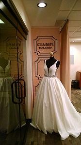 Bridal Salon Entrance
