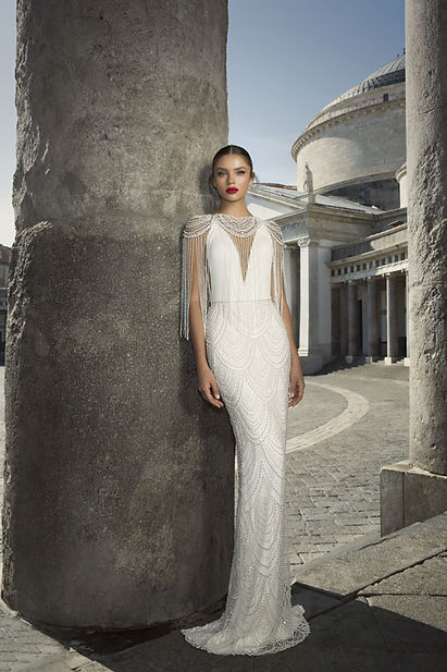 Julie Vino wedding gowns