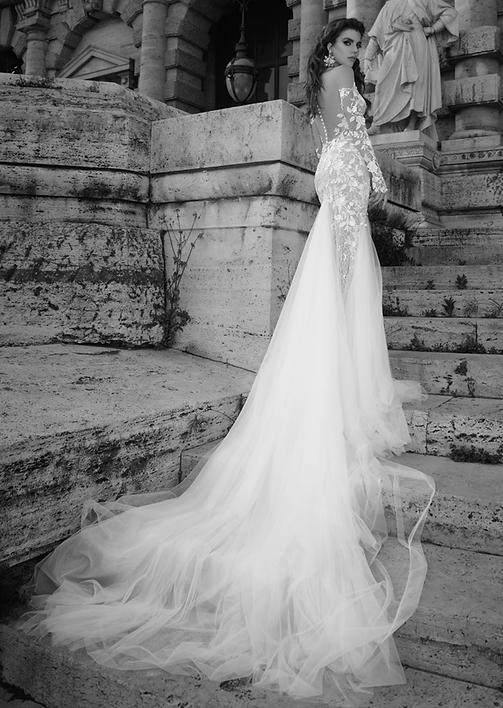 Julie Vino Napoli Gown