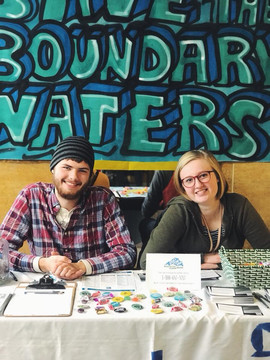 save boundry waters