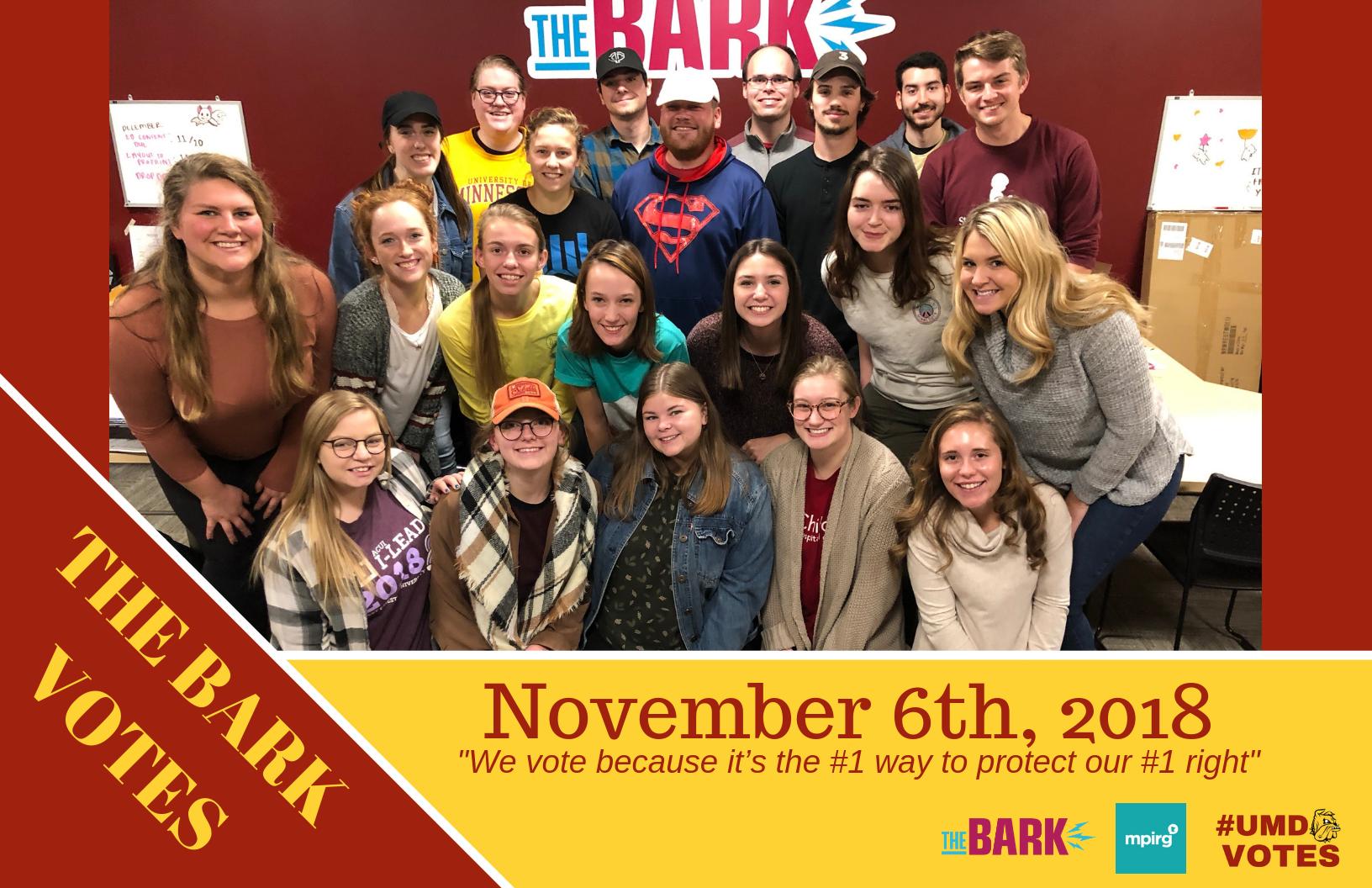 The Bark GOTV