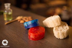 Natural handmade soap in Egypt