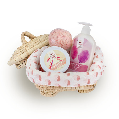 The Cotton Candy Treat Set