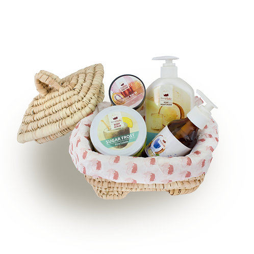 The Exotic Spa Set