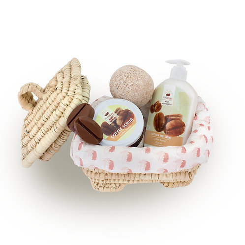 """But First, """"COFFEE"""" Spa Set"""