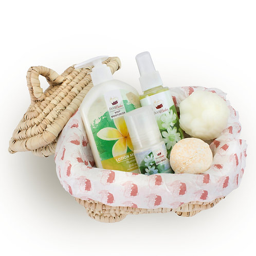 The Lily Blossom Pamper Set