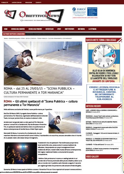 Obbiettivo News.it