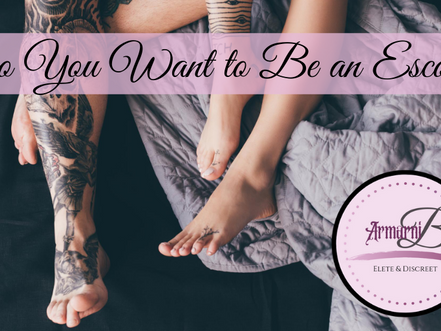 So you Want to Be an Escort?