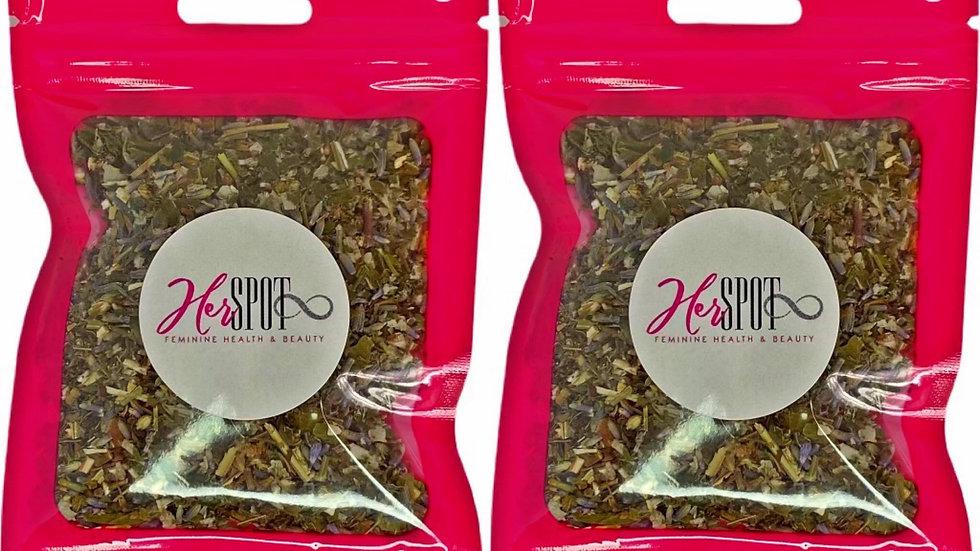 (2) PH Balancing Yoni Steam Herbs