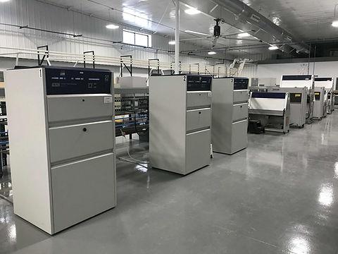 ASTM G155 Testing Chamber