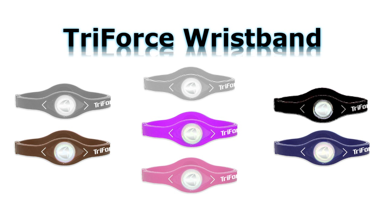 TriForce Wristband