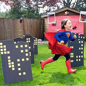 DC Super Hero Girls Birthday