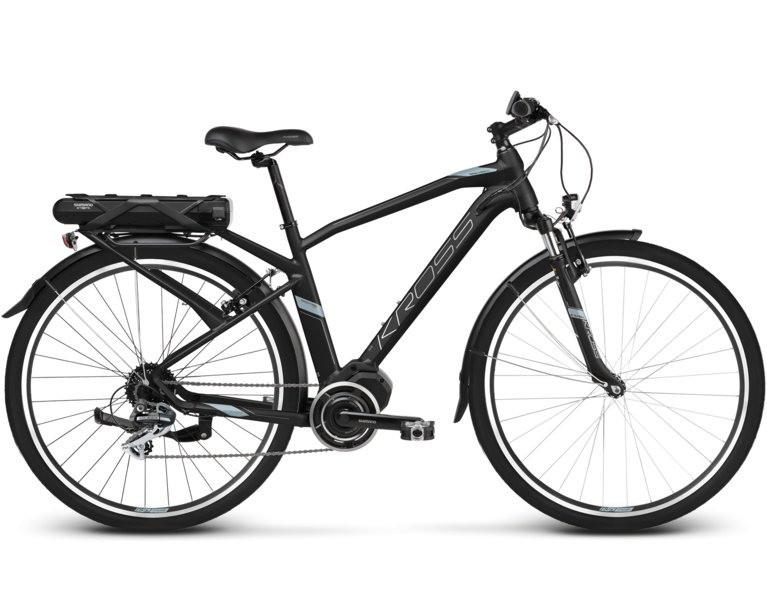 rower elektryczny