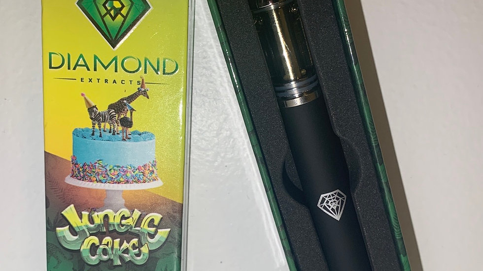 Diamond Brand Jungle Cake Disposal Pen