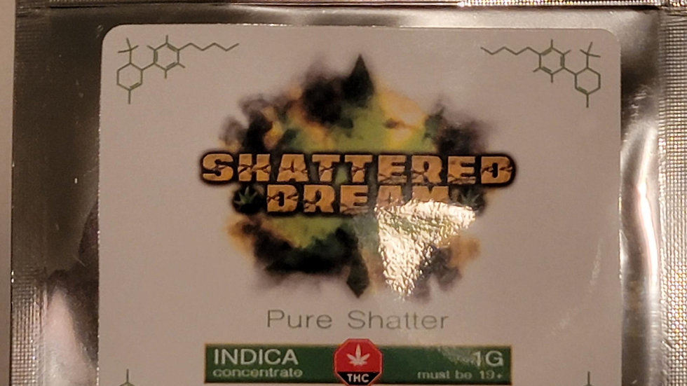 Shattered Dream indica