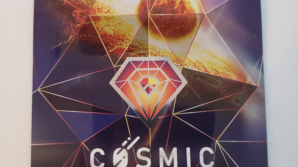 Cosmic collision   1 for 30, 2 for 50
