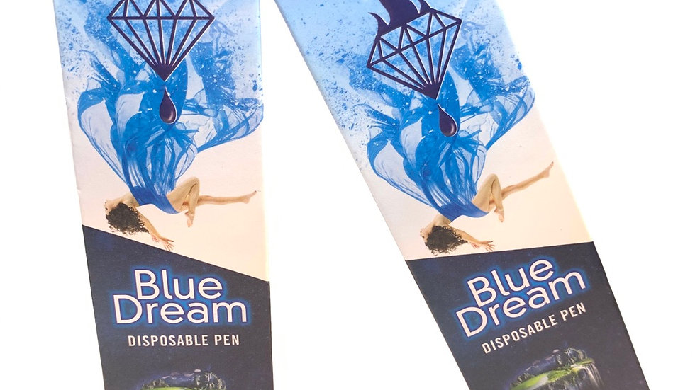 Diamond Brand Blue Dream Pen