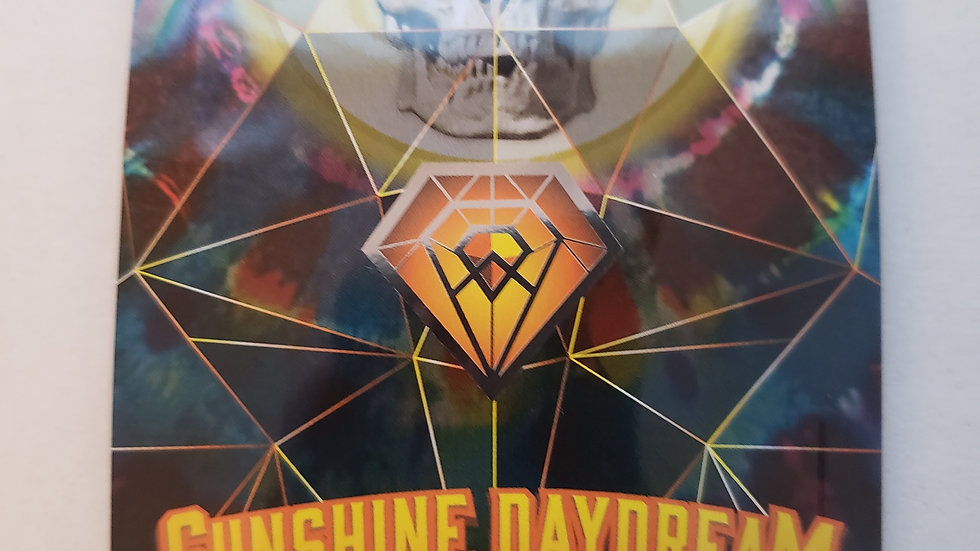 Sunshine daydream 1 for 30, 2 for 50