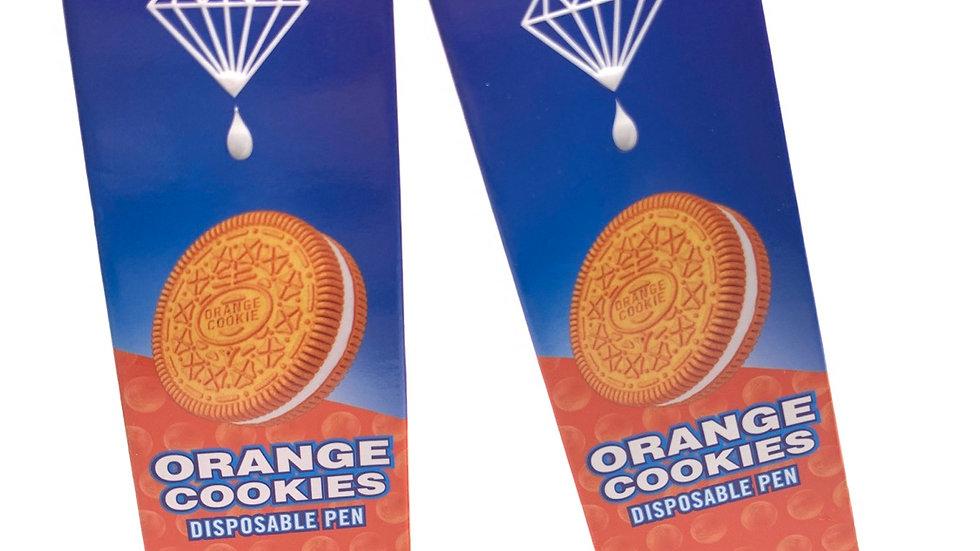 Diamond Brand Orange Cookies Pen