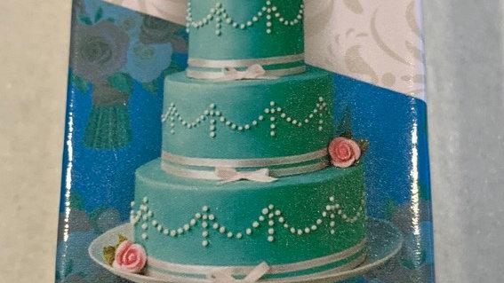 Wedding cake disposable pen