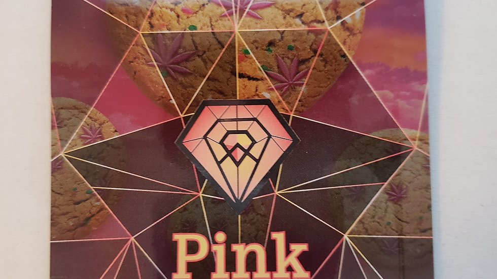 Pink cookies 1 for 30, 2 for 50