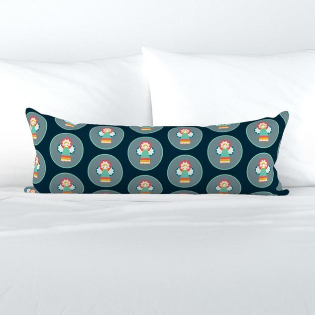 Extra Long Lumbar Pillows