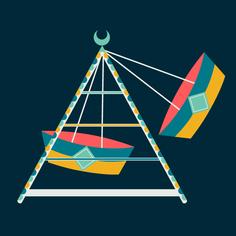 Boat Swings - Midnight (jumbo)