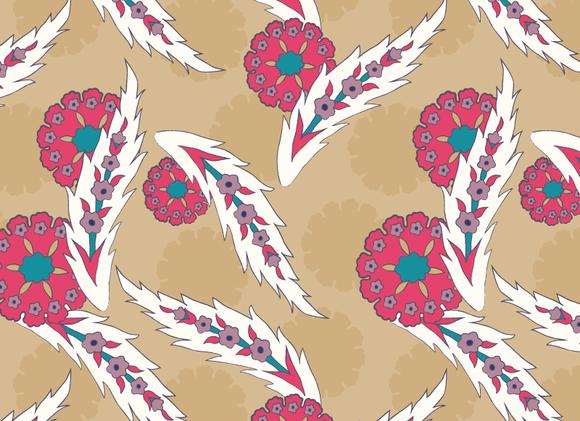 Leaves & Blossoms - Azalea