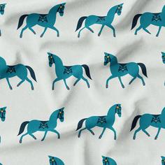 Arabian Horse Parade - Gray