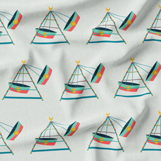 Boat Swings - Gray