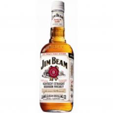 Jim Beam Bourbon - 750ml