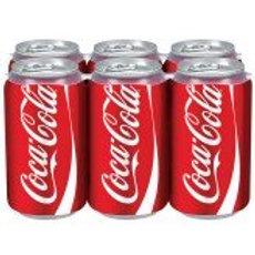 Coke - 6 pack (354ml)