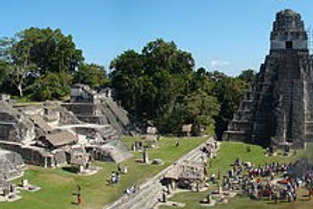 Tikal Mayan Ruins (Guatemala)