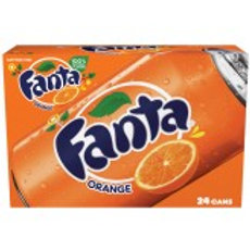 Fanta Orange- 24 pack (354ml)