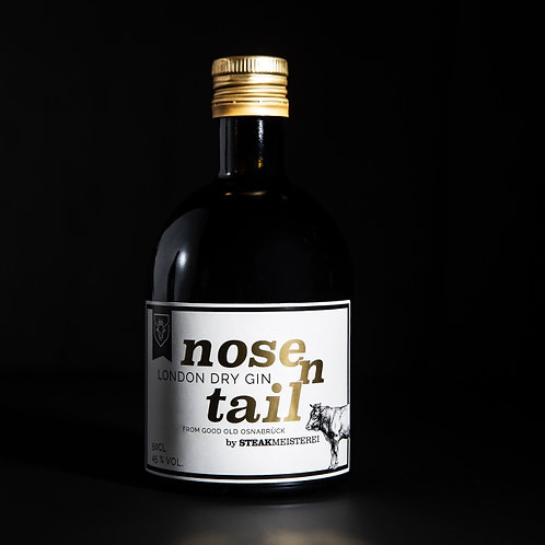 nose'n'tail GIN by STEAKMEISTEREI 0,5l